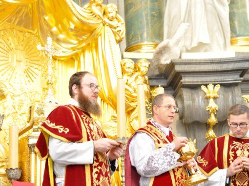 Tradiclaromontana2018 – XIII Ogólnopolska Pielgrzymka Wiernych Tradycji Łacińskiej na Jasną Górę.