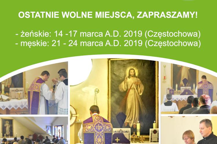 Ogólnopolskie Rekolekcje Wiernych Tradycji Łacińskiej – Tradicolekcje2019.